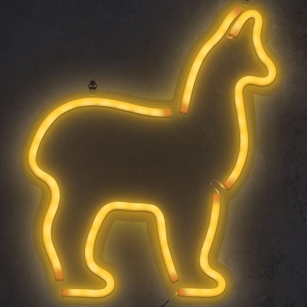 Merkury Innovations Neon Wall Signs