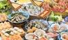 千葉/白浜 海の幸などバイキング/全室オーシャンビュー/1泊2食