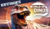 Entree World of Dinos