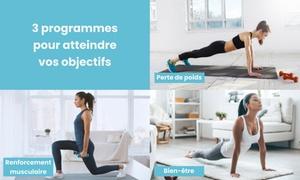 Abonnement Fitness en ligne