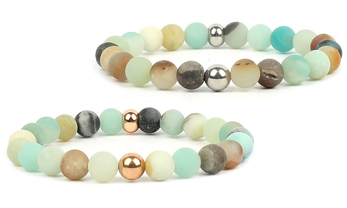 One, Two or Four Meditation Bracelets from £4.98