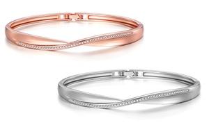 Bracelet Philip Jones orné de cristaux Swarovski®