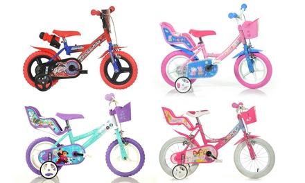 Kids' Bike with Stabilisers