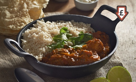 One or Two Typhoon Solutions Cast Iron Balti Dishes