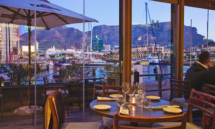 Two-Course Fine Dining Experience from R249 for Two at Mondiall (47% Off)