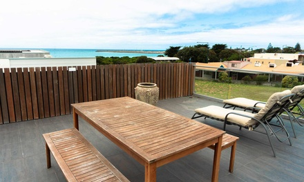 Apollo Bay: Up to 7-Night Beachside Stay for Two or Four People with Wine and Late Check-Out at The Apollo Apartments