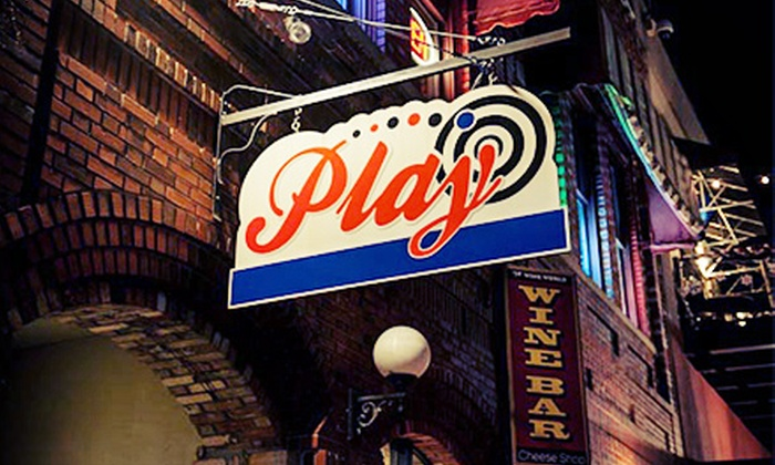 Play - Pensacola: $15 for $30 Worth of Drinksat Play