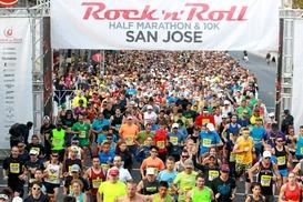 Rock 'n' Roll San Jose 5K, 10K, Half-Marathon – Up to 30% Off at 2017 Rock 'n' Roll San Jose, plus 9.0% Cash Back from Ebates.