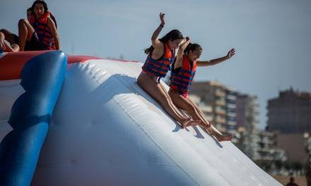 Acceso al parque acuático en Playa de Blanes con Water Games (hasta 29% de descuento)
