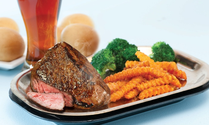 Brannu0027s Steakhouse And Grille   Multiple Locations: Two $25 Gift Cards For  American Cuisine At