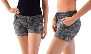 Clanec Ultra Soft Yoga Shorts