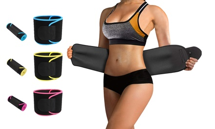 Neoprene Sweat Waist Trainers: One ($14) or Two ($24)