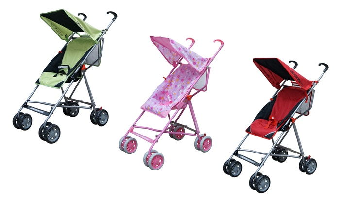 BebeLove Single Reclining Umbrella Stroller