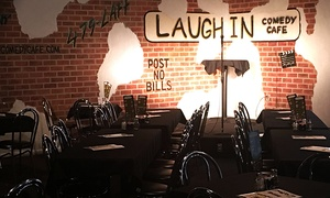 Laugh In Comedy Club Cafe: Standup at Laugh In Comedy Club Through December 1