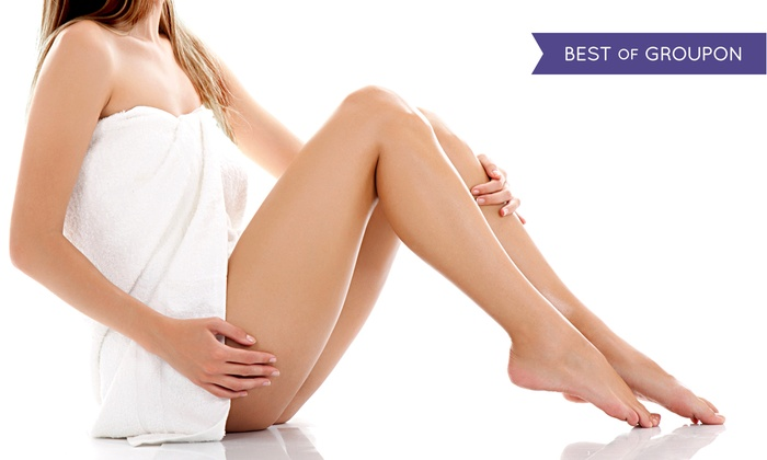 Dr. Joanna DeLeo - Harrisburg: Six Laser Hair-Removal Treatments for a Small, Medium, Large, or Extra-Large Area from Dr. Joanna DeLeo (Up to 84% Off)