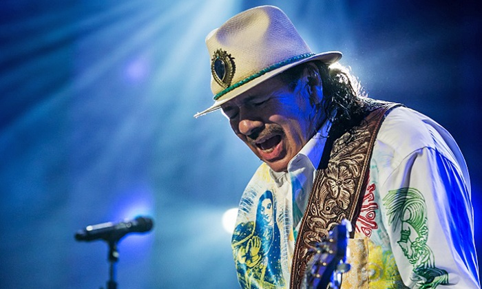 Santana - Forest Hills Stadium: Santana at Forest Hills Stadium on Friday, August 14 (Up to 47%Off)