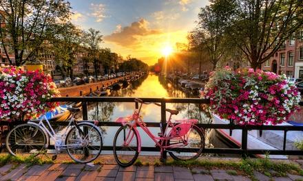 Amsterdam : croisière au fil du canal pour 1 à 4 personnes