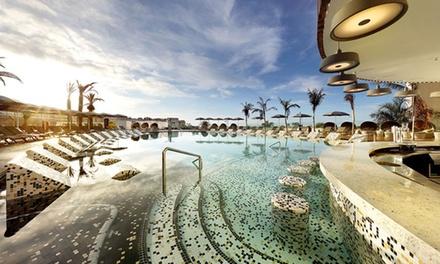 Circuito spa para 2 personas con copa de cava y opción a masaje en pareja de 25 minutos desde 34,99 € en Rock Spa