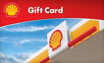 $6 for $10 Worth of Gasoline, Car Washes, and Convenience-Store Snacks at Shell