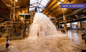 Great Wolf Lodge Water Park Resort in Traverse City at Great Wolf Lodge Traverse City, plus 9.0% Cash Back from Ebates.