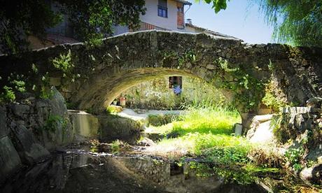 San Martín del Castañar: 1, 2 o 3 noches para 2 o 4 con desayuno y menú con opción a visita en Rural Buenaventura