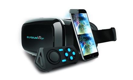 Casque de réalité virtuelle avec télécommande pour smartphone (SaintEtienne)