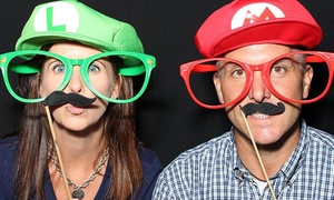 Picture This! - Dallas-Ft Worth: $221 for a Photo-Booth Package from Picture This! - Dallas-Ft Worth ($670 Value)