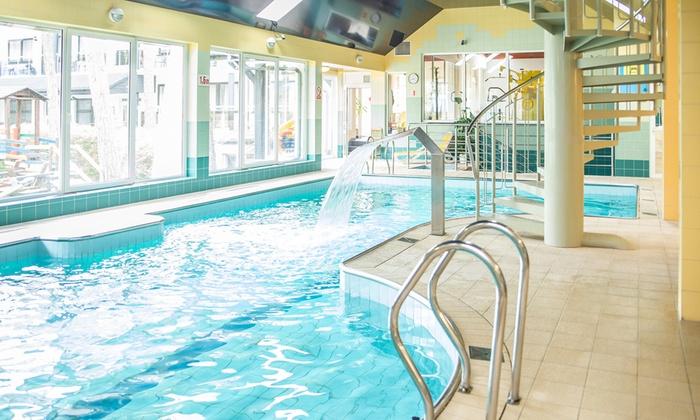 Hotel Morskie Oko Jurata - Jurata: Jurata: 2-8 dni dla 1 lub 2 osób z wyżywieniem, basenem, sauną i więcej w Hotelu Morskie Oko Jurata