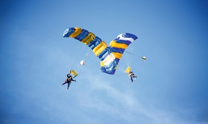 Skydive: $199 (Plus $35 APF and Administration Levy) for a Tandem Skydive from Up to 14,000ft with Skydive Newcastle