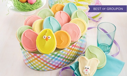 Cookies, Cakes, and Gift Baskets from Cheryl's. Valid online only.