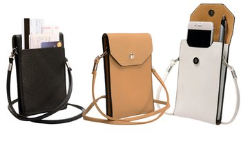 Slim Mobile Cross Body Bag
