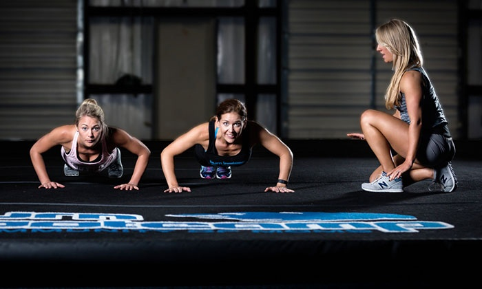 One Month of Unlimited Women's Boot Camp Classes for One at Burn Boot Camp (Up to 80% Off)