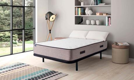 Colchón Sport Fresh-Gel Maxcolchon con opción a almohada y base tapizada
