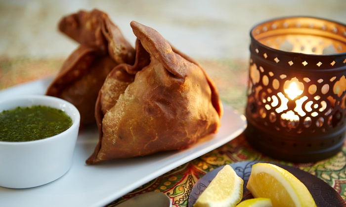 Krishna Indian Cuisine - Nutley: Indian Food for Two or Four at Krishna Indian Cuisine (Up to 47% Off)