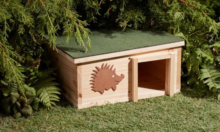 One, Two or Four Endangered Hedgehog Houses