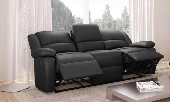 canap relax livraison gratuite groupon shopping. Black Bedroom Furniture Sets. Home Design Ideas