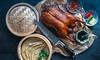 Peking-Ente im 4-Gang-Menü