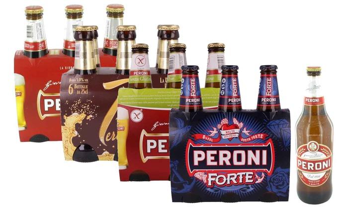 spesasicura srl: Fino a 48 birre Peroni disponibili in diverse varianti con spedizione gratuita