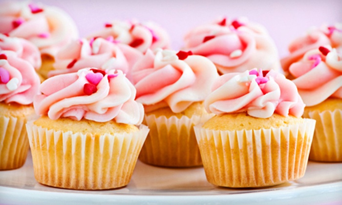 All About Sweets - South Pinellas: $12 for a Dozen Cupcakes or a Dozen Cake Pops at All About Sweets in St. Petersburg (Up to $24 Value)