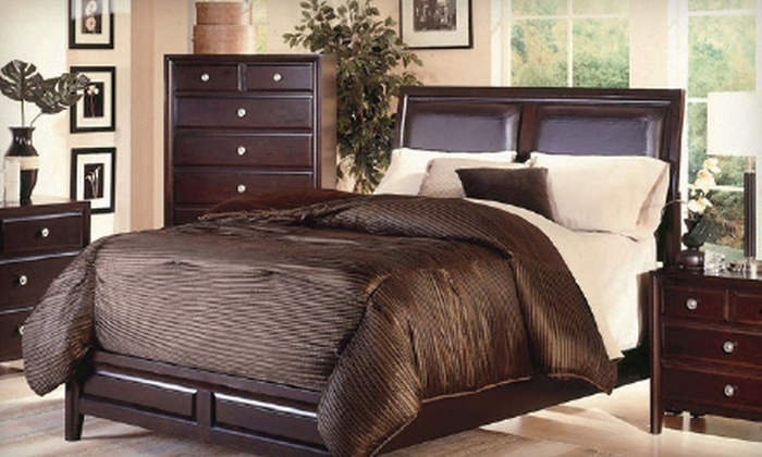 Home Furniture - Multiple Locations: $25 for $100 Toward Furniture and Bedding at Home Furniture