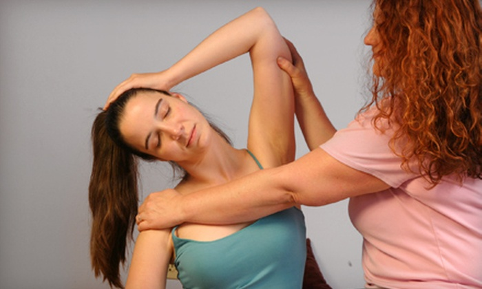 Sher-Thai Massage - Midtown: $49 for a 90-Minute Thai Massage at Sher-Thai Massage ($100 Value)