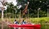 Up to Half Off Brevard Zoo Membership in Melbourne