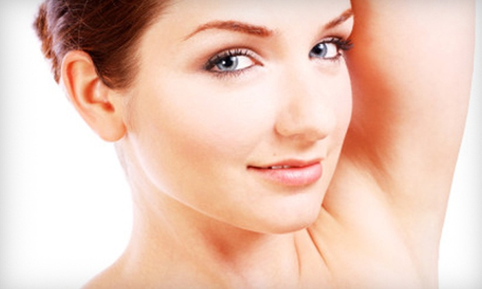 Enhance Your Natural Beauty - Southwest Oklahoma City: Laser Hair Removal, Laser Acne Clearing, or Photo Rejuvenation at Enhance Your Natural Beauty (Up to 92% Off)