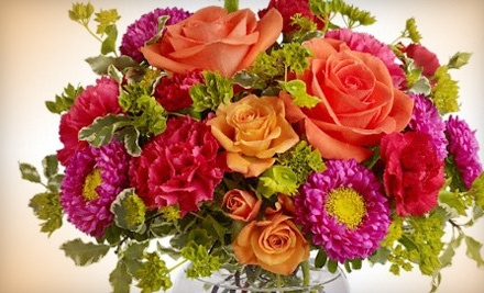 $60 Groupon to Mary Murray's Flowers - Mary Murray's Flowers in Tulsa