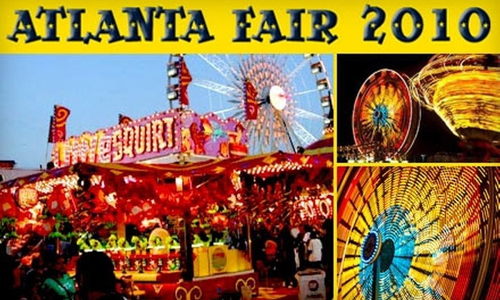 Atlanta Fair - Mechanicsville: $11 for One Weekday Admission and Unlimited Rides at the Atlanta Fair (Up to $23 Value)