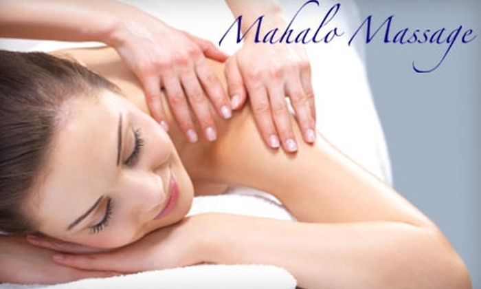Mahalo Massage and Therapies - Fairfield County: $40 for 60-Minute Signature Mahalo Massage at Mahalo Massage and Therapies ($80 value)