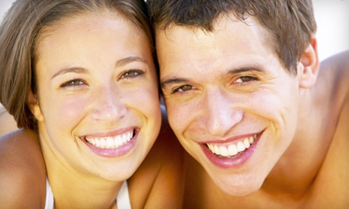 Dr. Jason Hall, DDS - Tulsa: Dental Checkup or Zoom! Whitening Treatment from Dr. Jason Hall, DDS (Up to 70% Off)