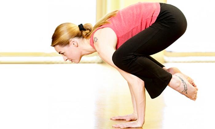 Asana Yoga & Massage - Halifax: $29 for Five Classes at Asana Yoga & Massage in Antigonish ($63.25 Value)