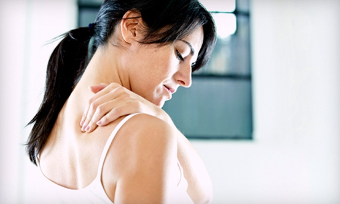 Cornerstone Spinal Care - Milpitas: Consultation and Three or Six Laser Pain Therapy Treatments at Cornerstone Spinal Care (Up to 74% Off)