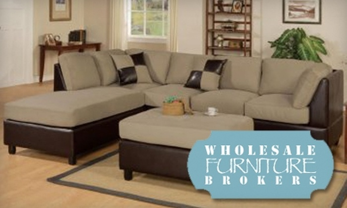 Wholesale Furniture Brokers - Mayfair/Pacific Reach: $50 for $250 Worth of Furniture and More from Wholesale Furniture Brokers in Coquitlam